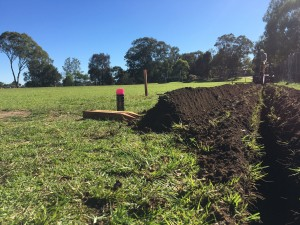 BHHS Trenching 2