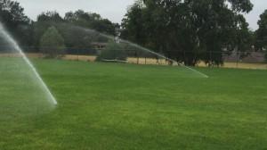 BHHS lush field